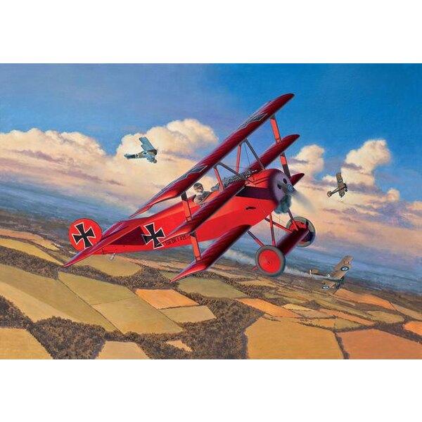 Fokker Dr.I (ex Eduard)