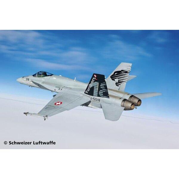 McDonnell -Douglas F/A-18C Hornet Swiss Air Force