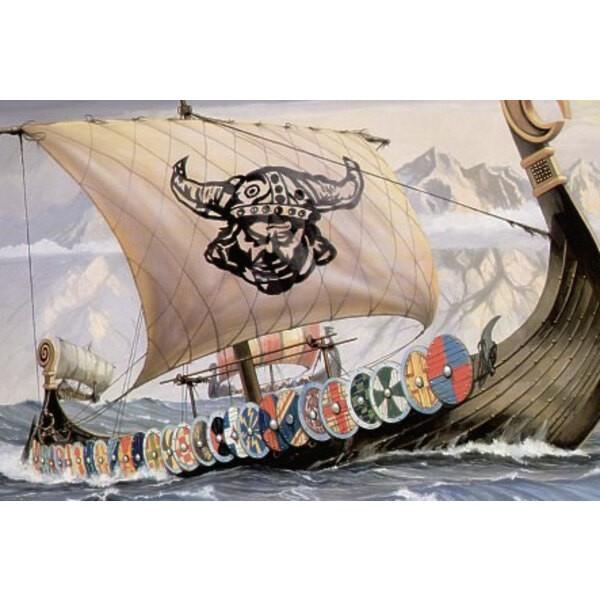 1:50 Navire Viking