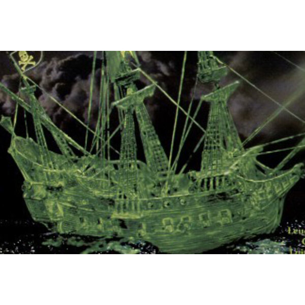 Ghost Ship Glows in the dark