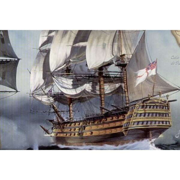 HMS Victory (coffret pour débutants ou pour offrir)
