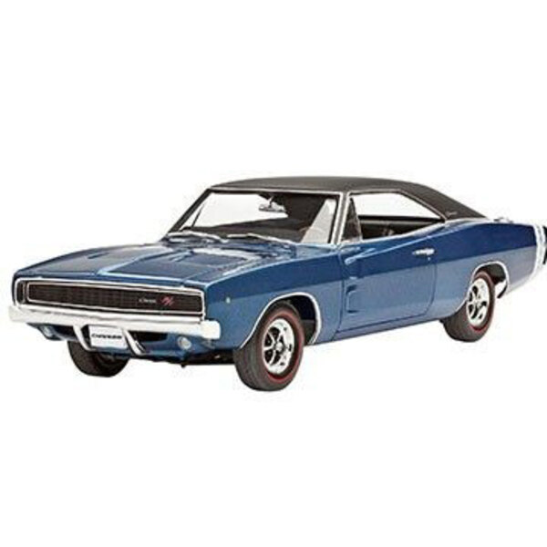 1968 Dodge Charger (2 in 1)