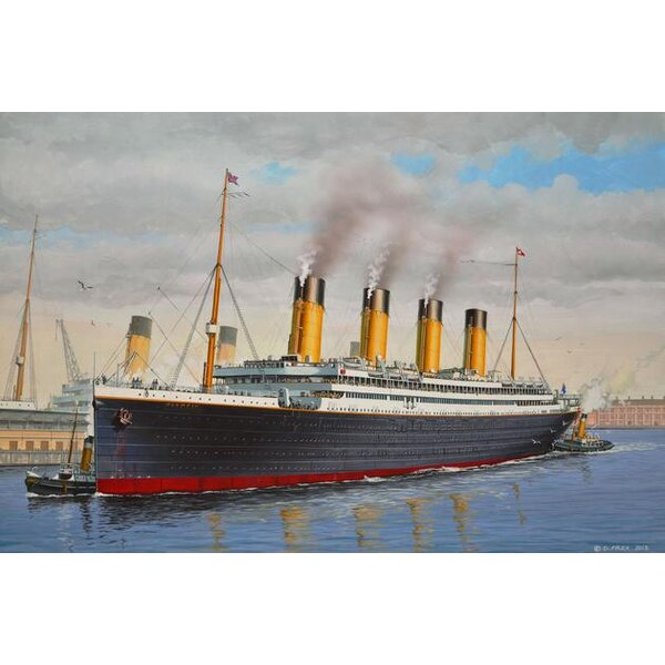 RMS Olympic (1911)