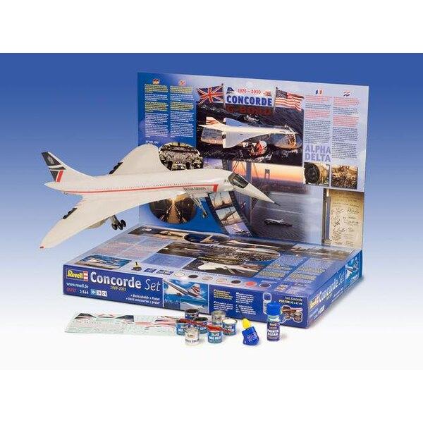 Concorde Aerospatiale : Coffret cadeau 1969-2003