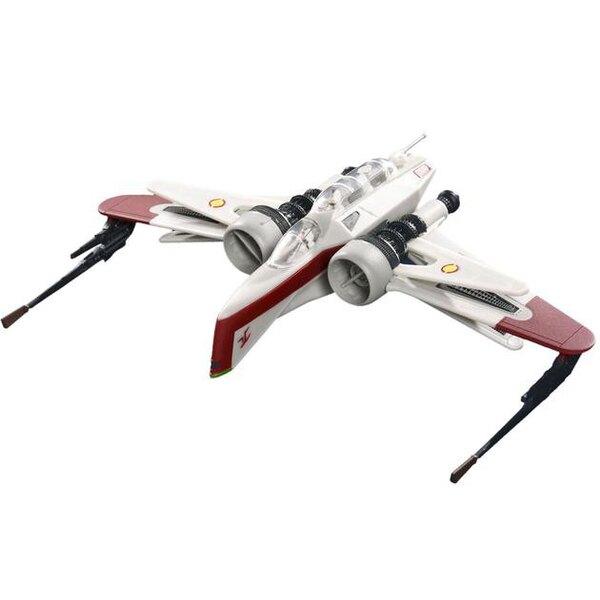 Chasseur ARC-170 - maquette pré-peinte à monter sans colle (Star Wars)