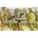catapultes romaines.