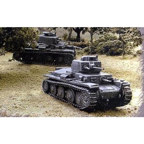 Panzer Pz.38(t) Light Tank