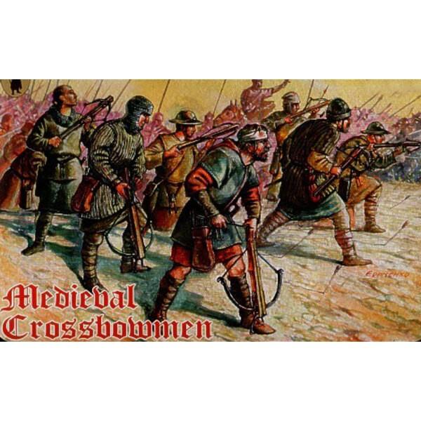 Arbalétriers médiévaux