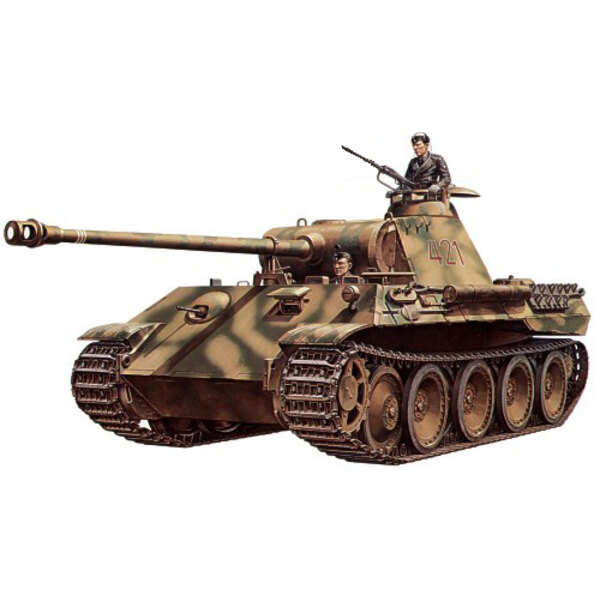 Char allemand Panther
