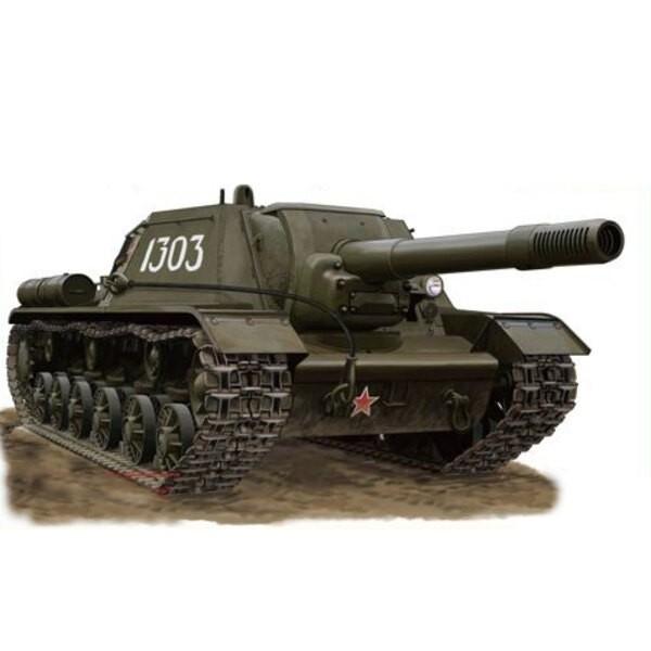 Rusia autopropulsada Pistola SU-152 (KV-14) 3 1943 Producción