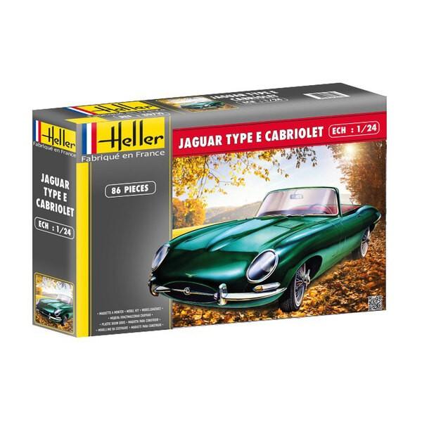 Jaguar Type E 3l8 Ots Cabriolet