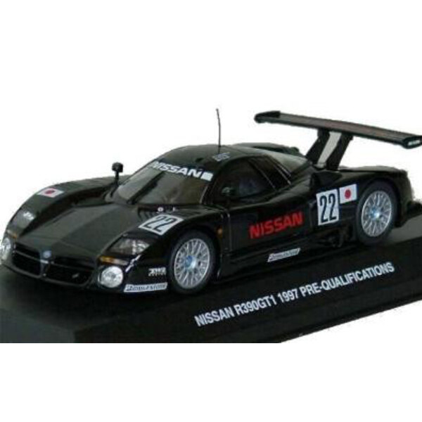 nissan r390gt1 97 lm 22 pq 1/43