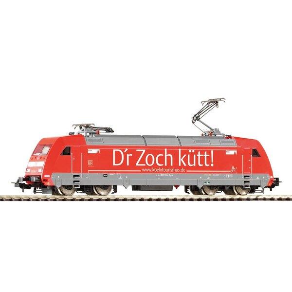 Locomotora DB BR101 Koln