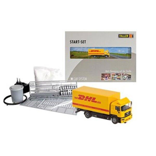 Coffret depart man DHL