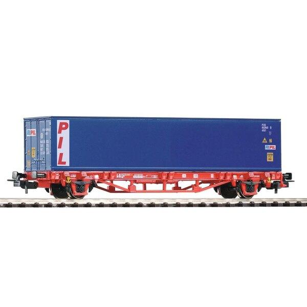 Wagon porte contenaire PIL DB