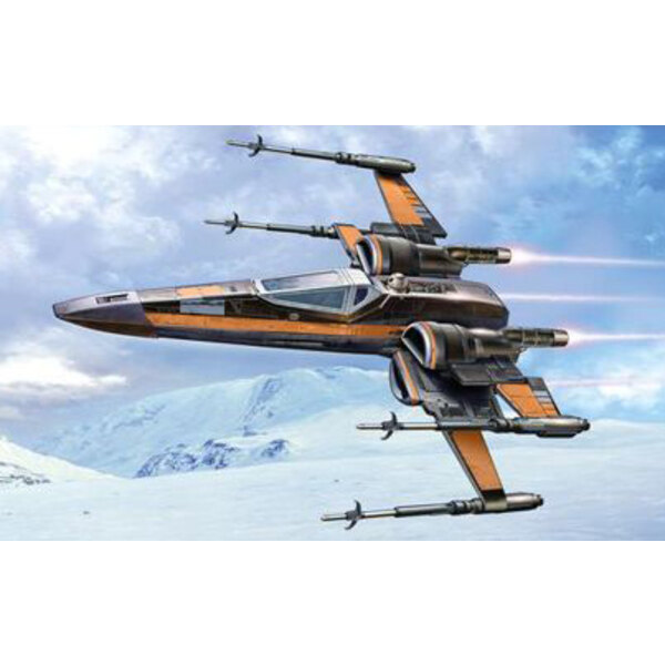 Poe le X-Wing Fighter (TM)