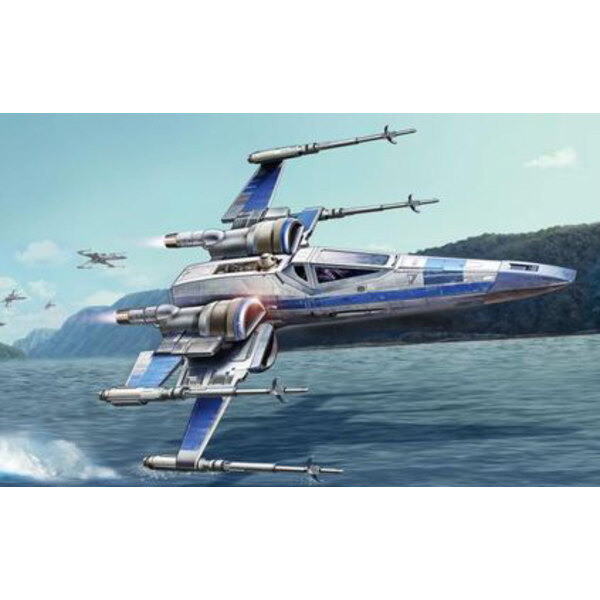 Resistance X-Wing Fighter(TM)