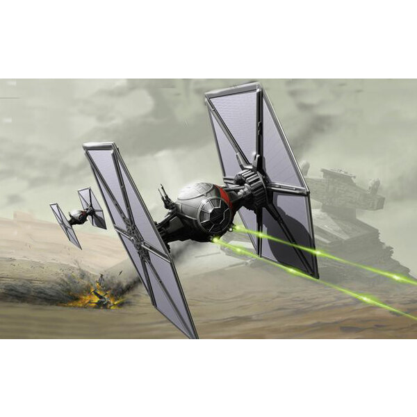 First Order Special Forces Tie Fighter(TM)Build & Play Lights/Sound Series