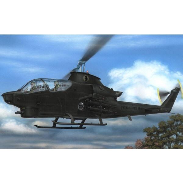 De Bell AH-1Q / S Cobra 'US Army & Turkey'The toute première version de l'hélicoptère Cobra vénérable, l'AH-1G a été principalem