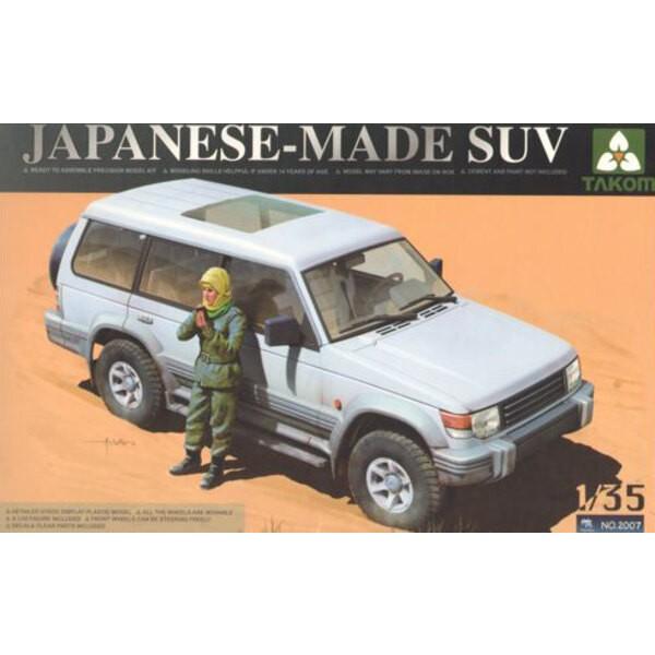 SUV de fabrication japonaise