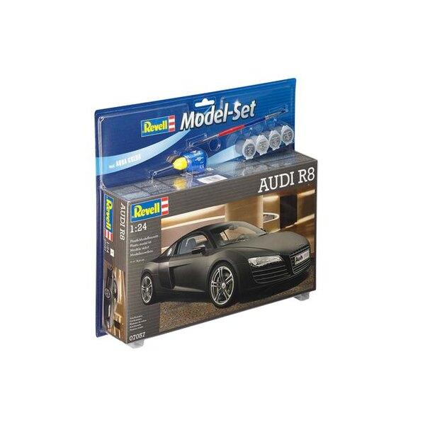 AUDI R8 - kit tout inclus