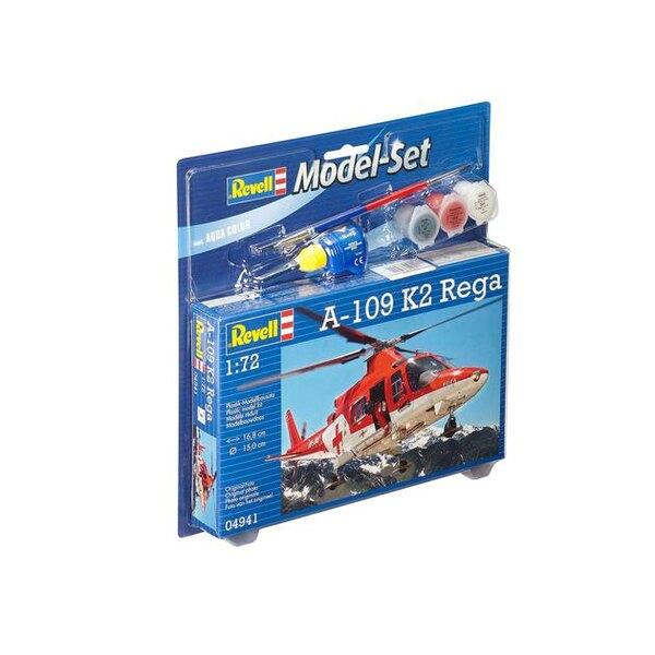 A-109 K2 Rega - Kit tout inclus