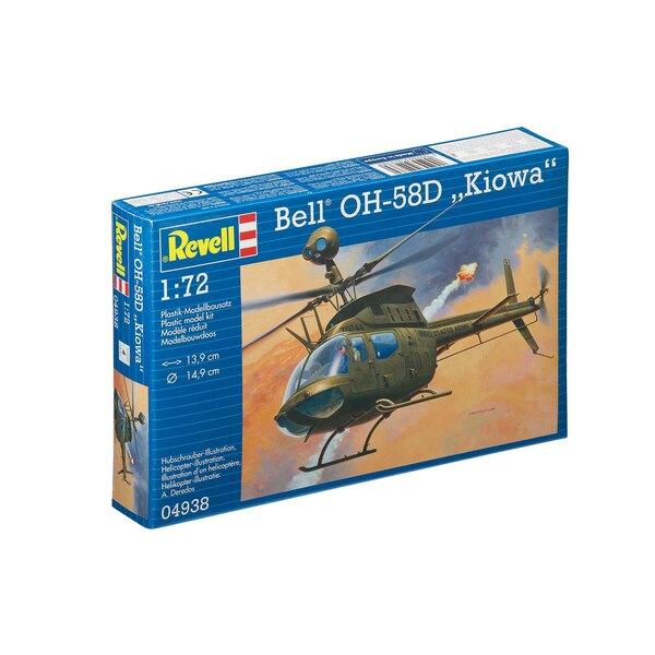 Bell OH-58D Kiowa - kit tout inclus