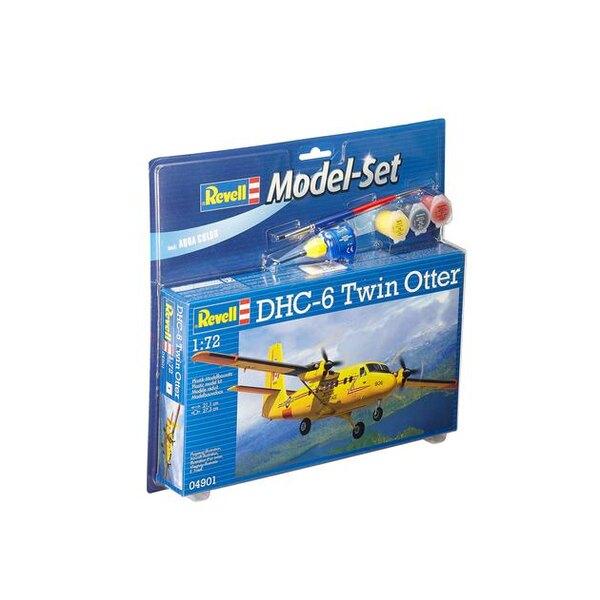 DHC-6 Twin Otter - kit tout inclus
