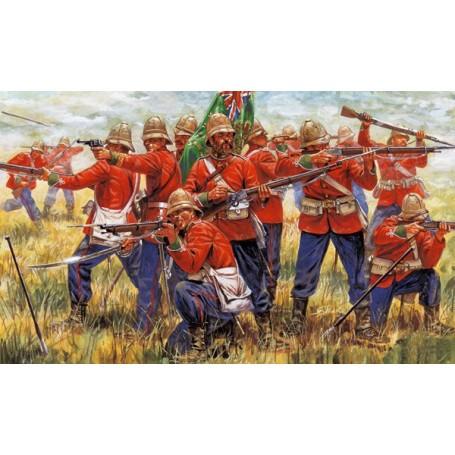 Infanterie Coloniale Britannique