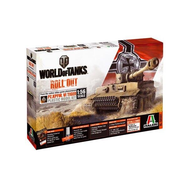 Tiger I 'World of Tanks'