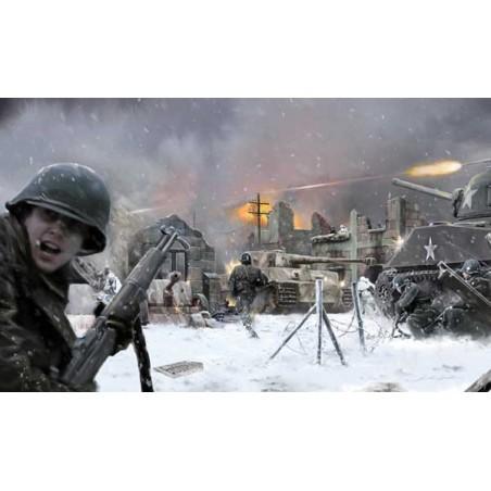Bataille De Bastogne
