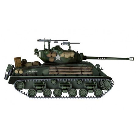 M4a3e8 Sherman'fury'