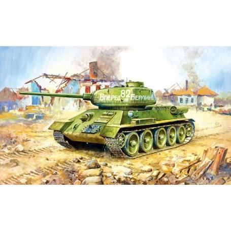 Char Soviétique T-34/85