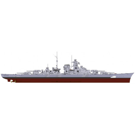 Bismarck World of Warships