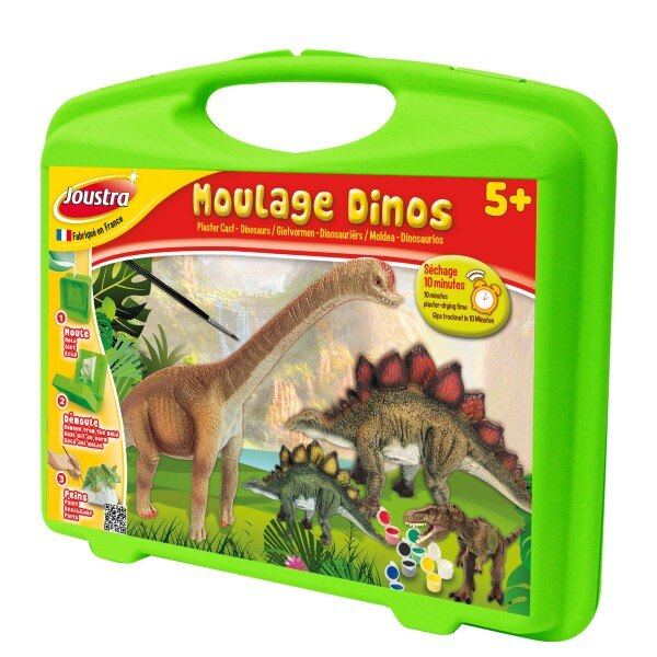 MOULAGE DINOSAURES GM