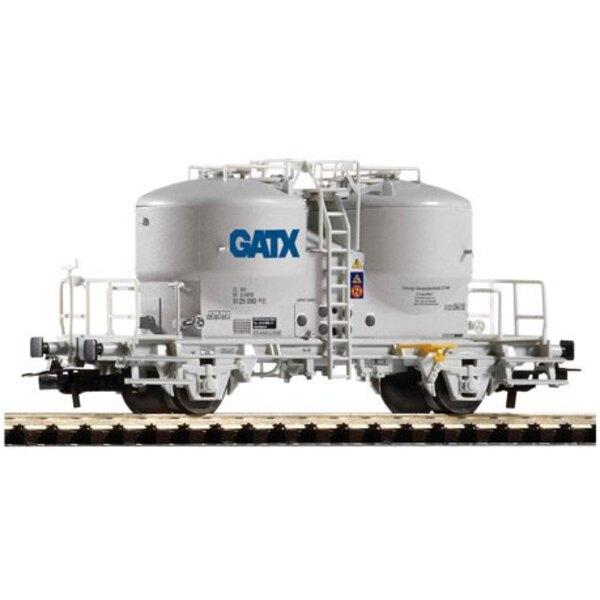 vagón de silo de cemento GATX