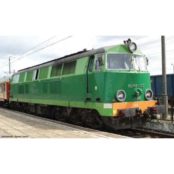 LOCOMOTIVE SU45-100 PKP V