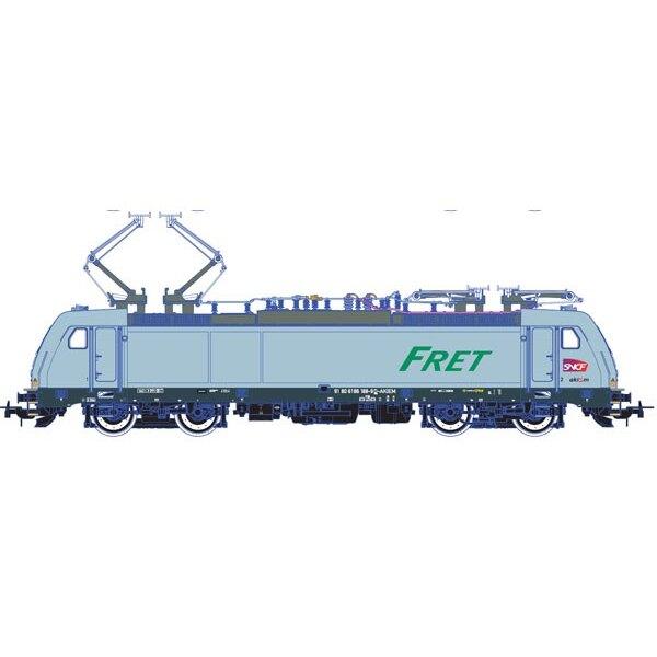 LOCOMOTIVE BR186 FRET SNCF