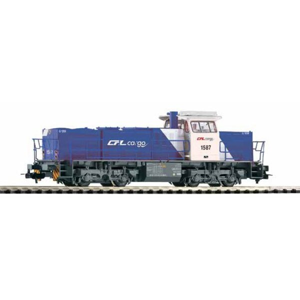 LOCOMOTIVE DIESEL 1587 CFL