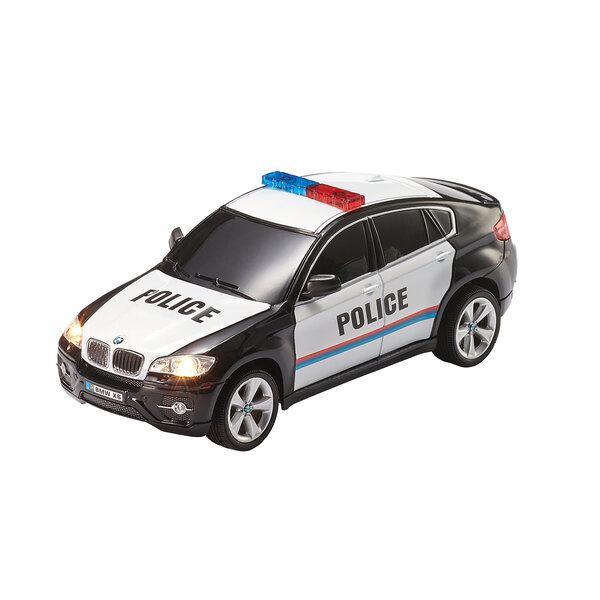 RC High Scale Cars - BMW X6 Police