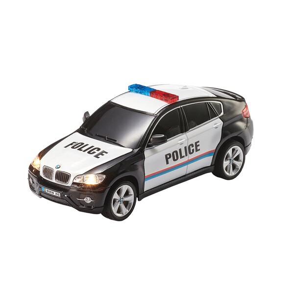 RC gran escala Autos - BMW X6 Policía