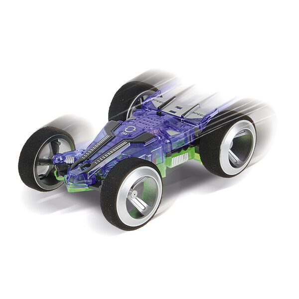 Stunt Car Two Side - Verde