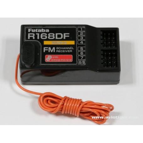 RECEPTEUR 8V R168DF 35 FM Futaba 01000619