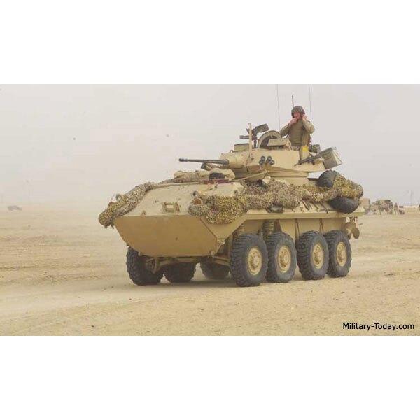 LAV-25 Guerra del Golfo