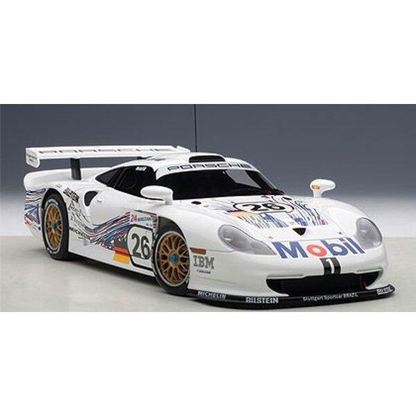 Porsche 911 GT1 in 1997