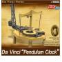 Pendulum Clock Da Vinci Academy 94LV18157A