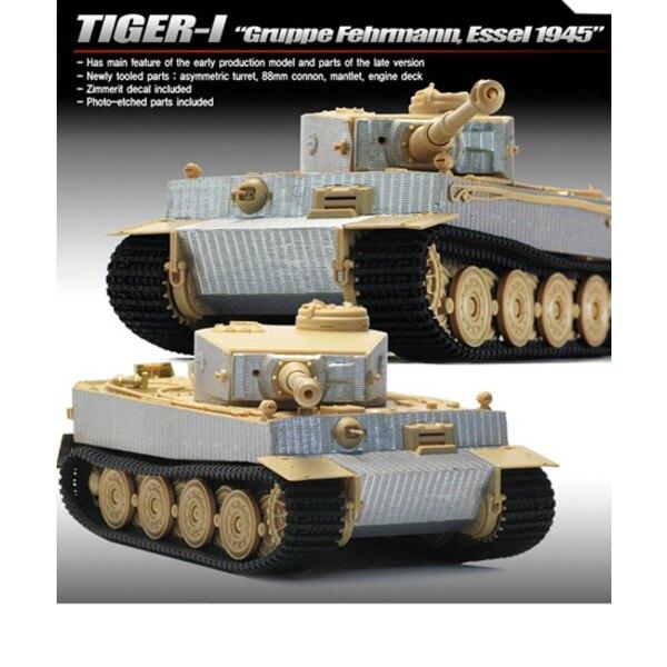TIGER-1 Fehrmann