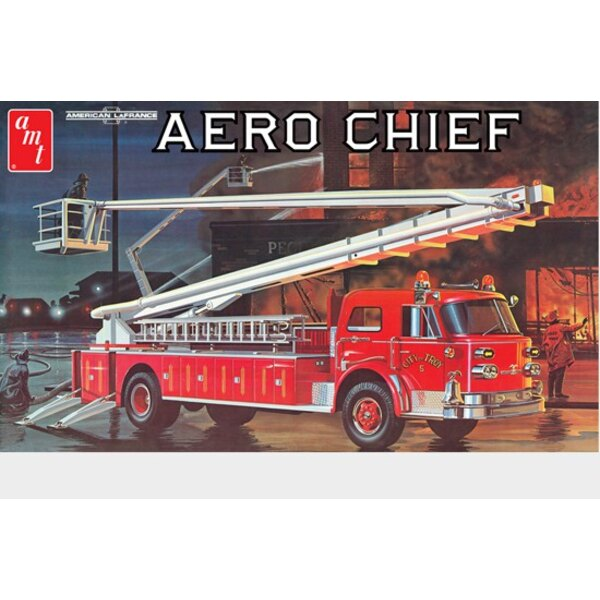 Chief Fire Truck