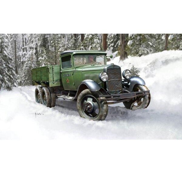 GAZ-AAA Truck