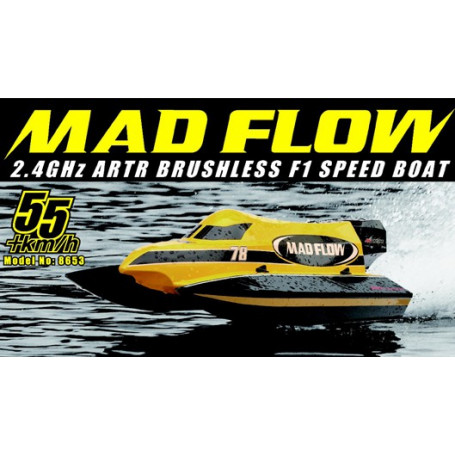 Mad Flow F1 BL RTS Combo